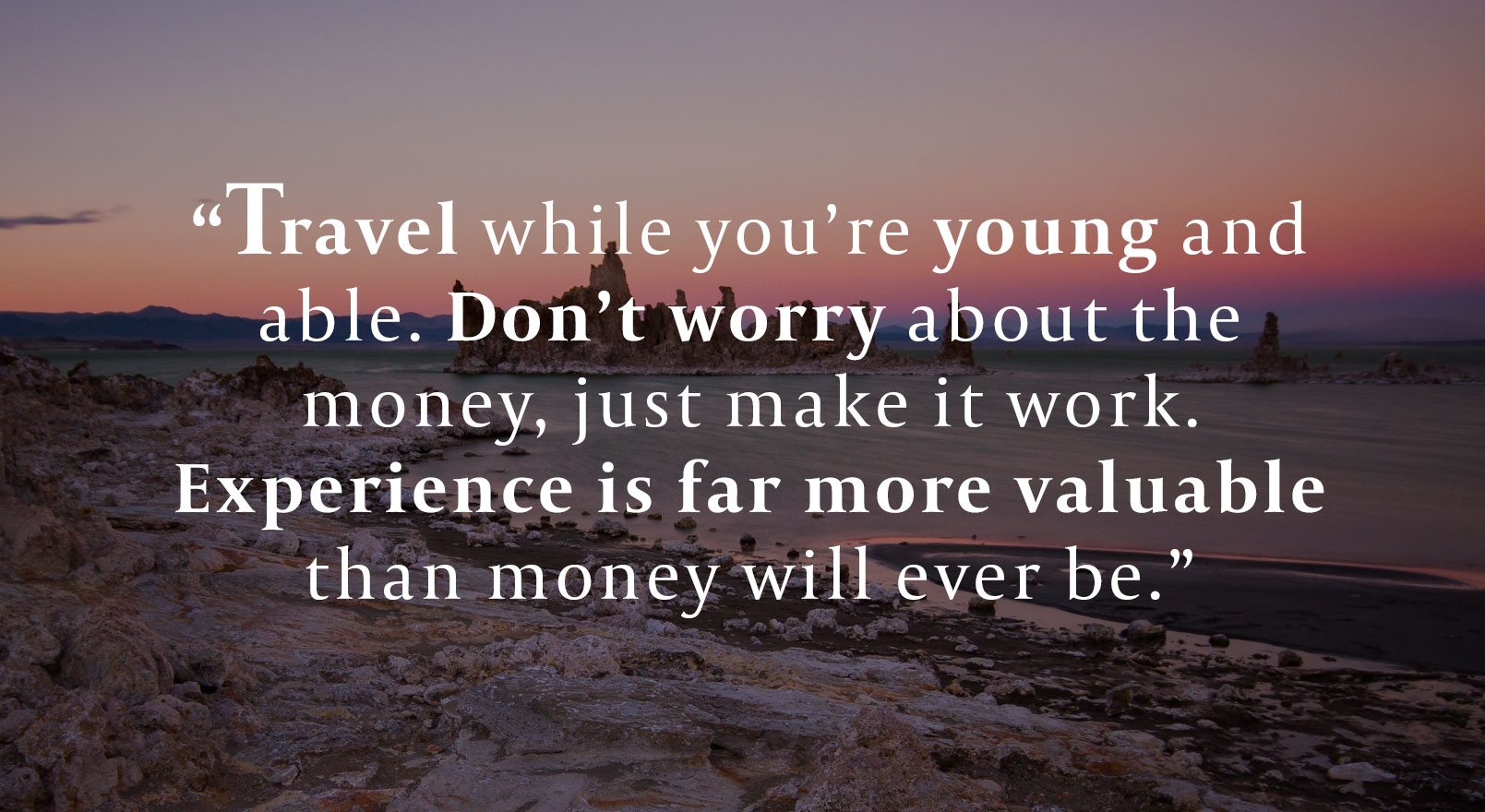 6 Inspirational Travel Quotes