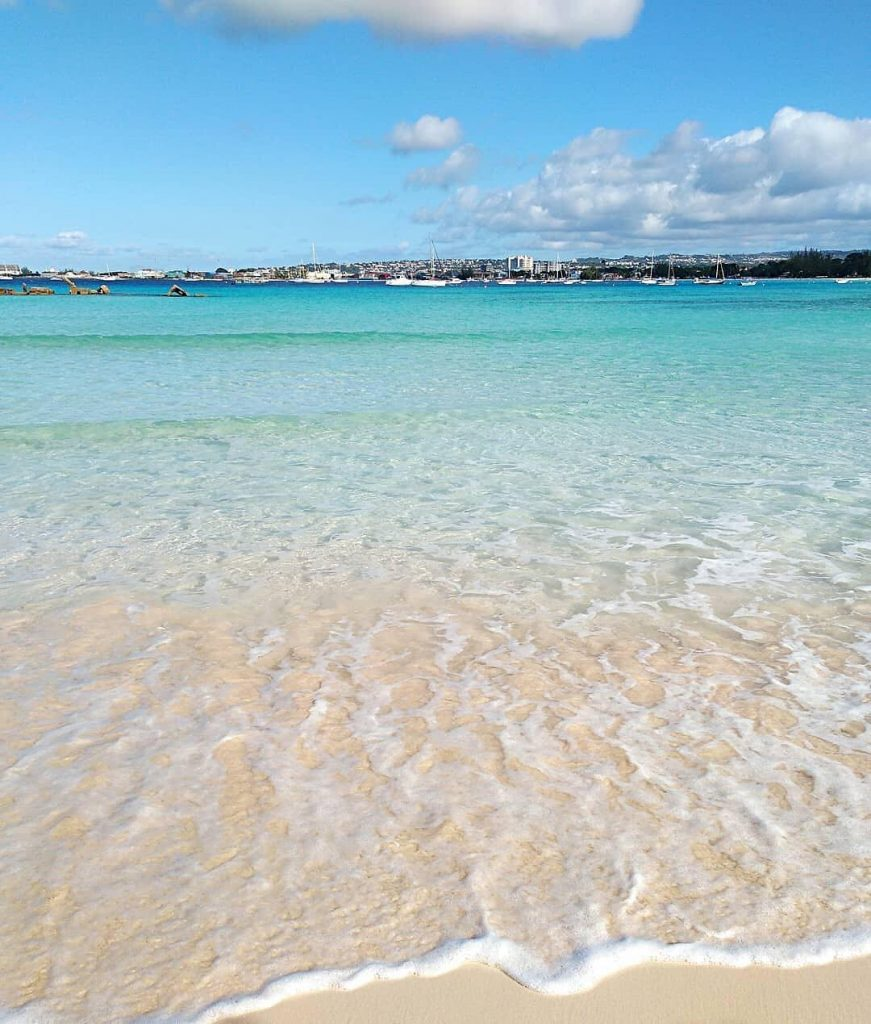 Bridgetown Barbados Ocean Water