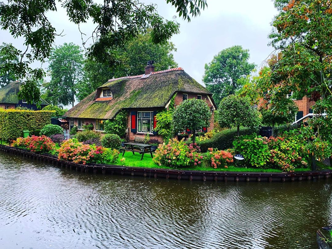 Top 10 Things to do in Giethoorn, Netherlands