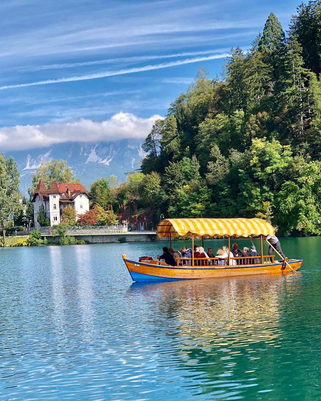 Top 10 things to do in Bled, Slovenia