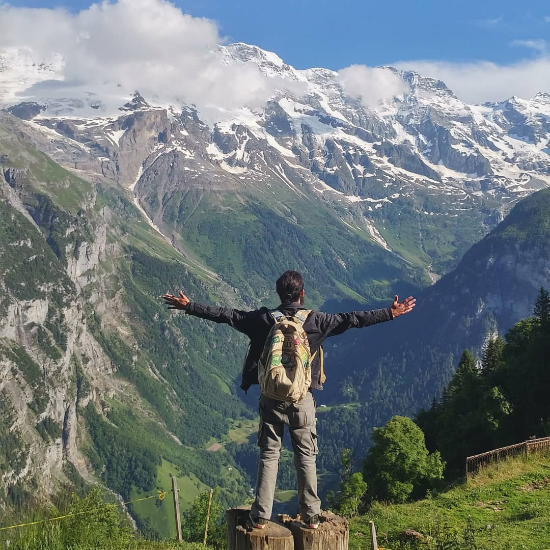 Top 10 things to do in Gimmelwald, Switzerland
