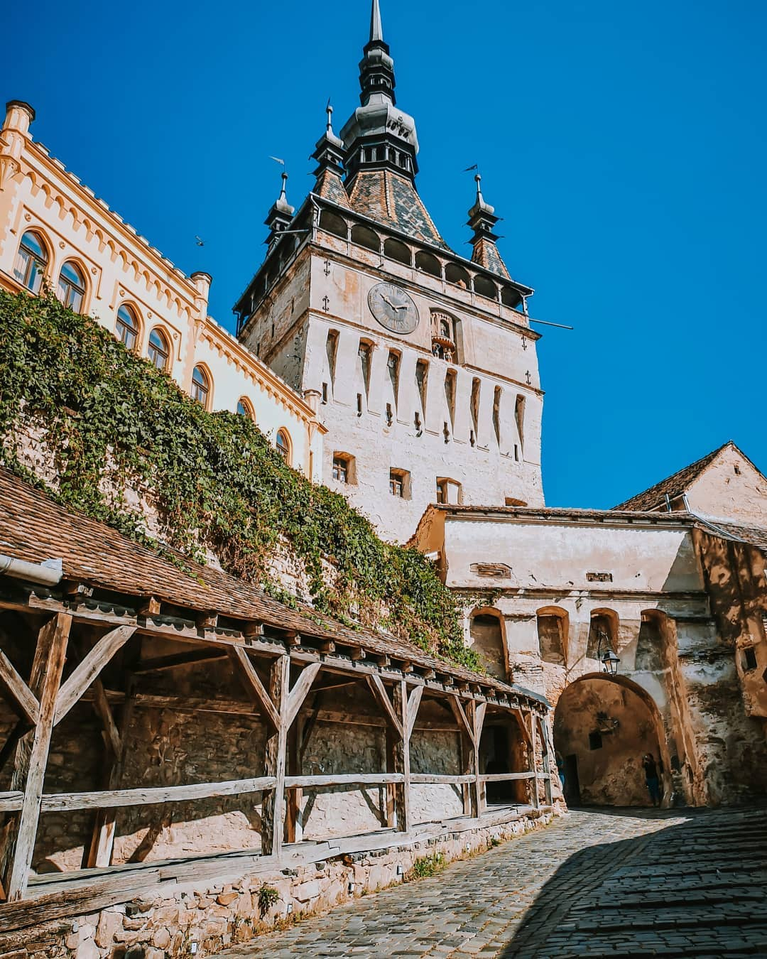 Top 10 things to do in Sighisoara, Romania