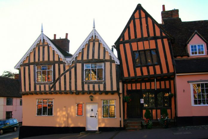 Top 10 things to do in Lavenham, England