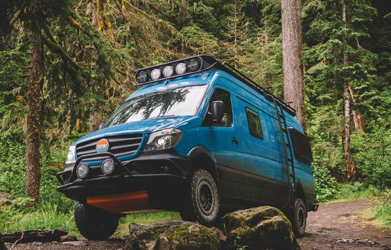 out of the blue nomad vanz van